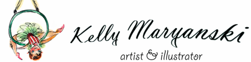 Kelly Maryanski - artist